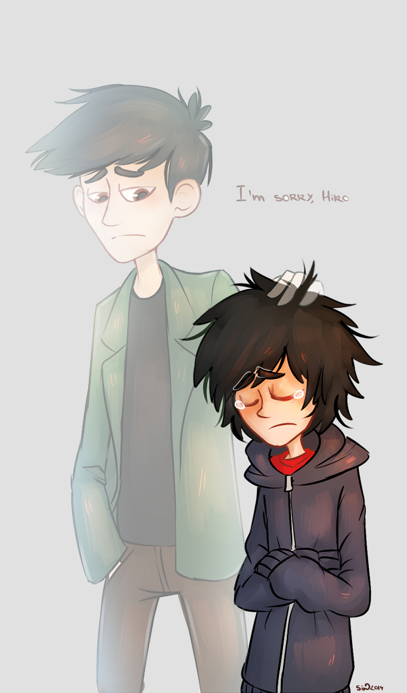 Fall Out Boy Iphone Wallpaper Lyrics Tadashi And Hiro Big Hero 6 Fan Art 37718388 Fanpop