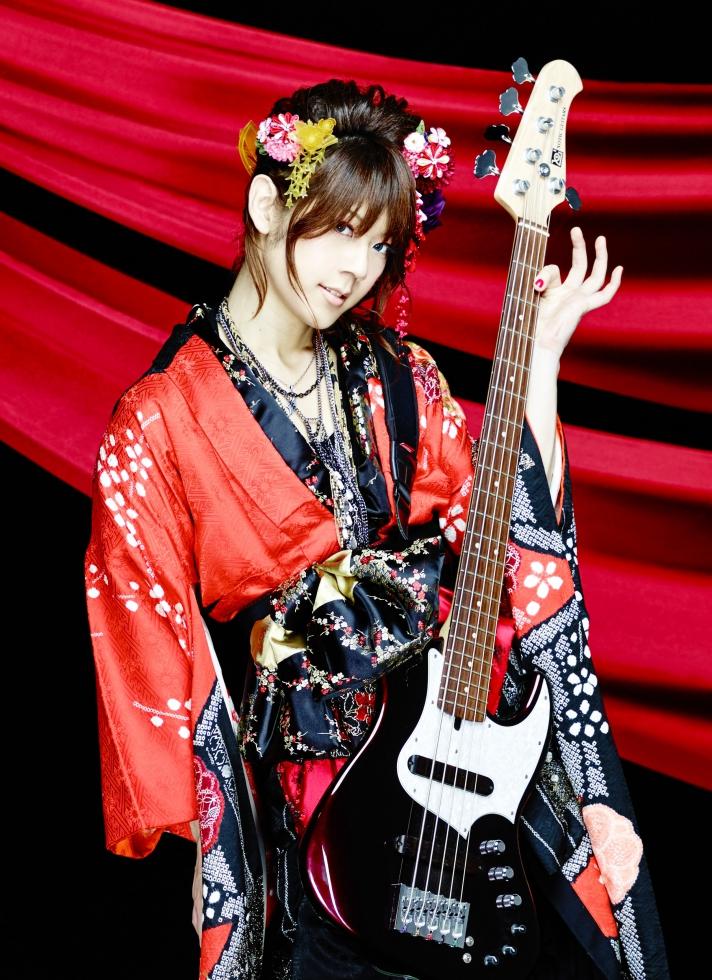 Guitar With Girl Hd Wallpaper Wagakki Band Images Asa Hd Wallpaper And Background Photos