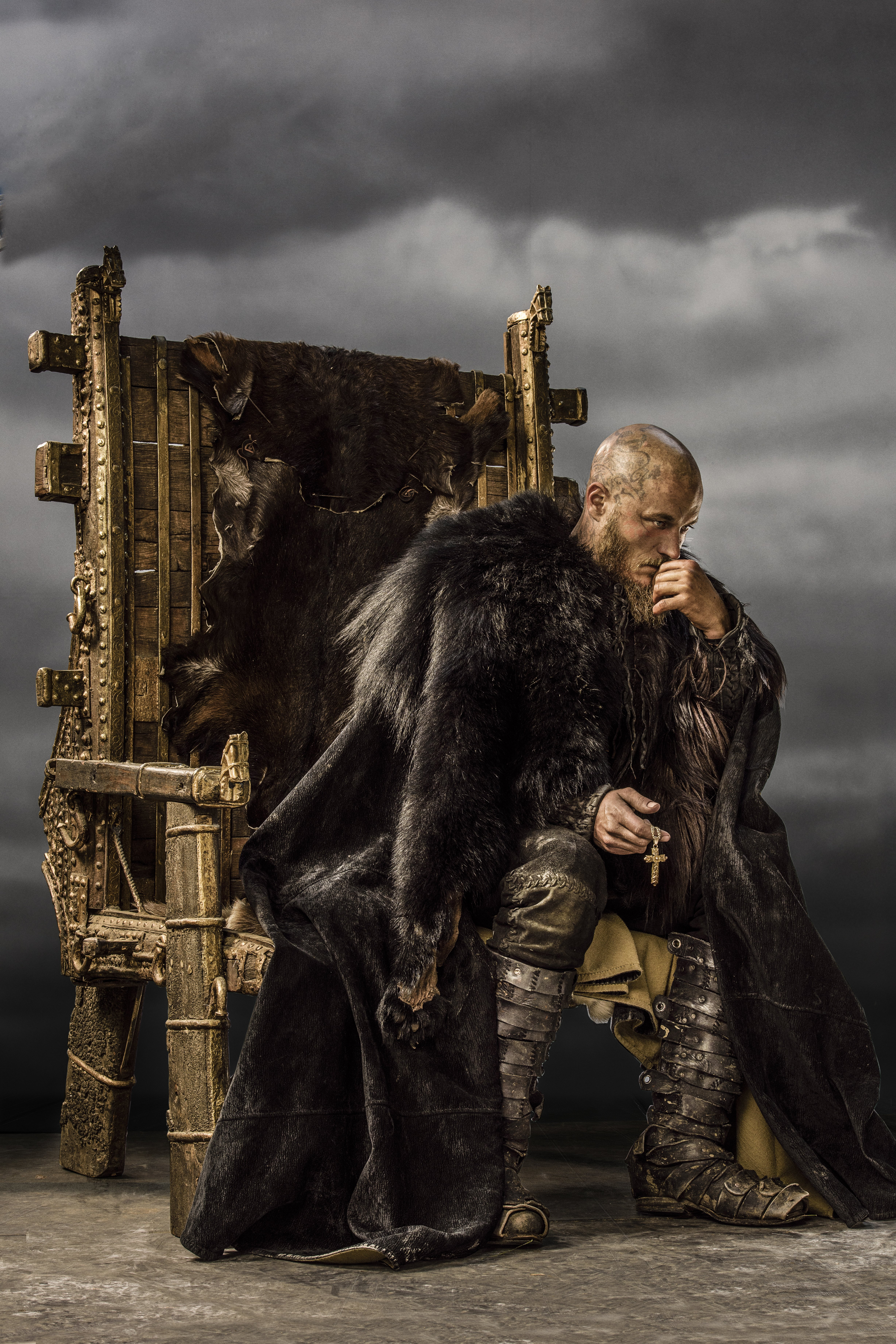 Warrior Quote Wallpapers Vikings Ragnar Lothbrok Season 3 Official Picture