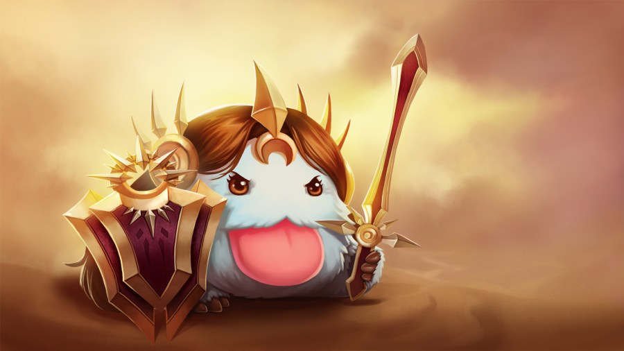 League of Legends images Poro Leona HD wallpaper and background photos