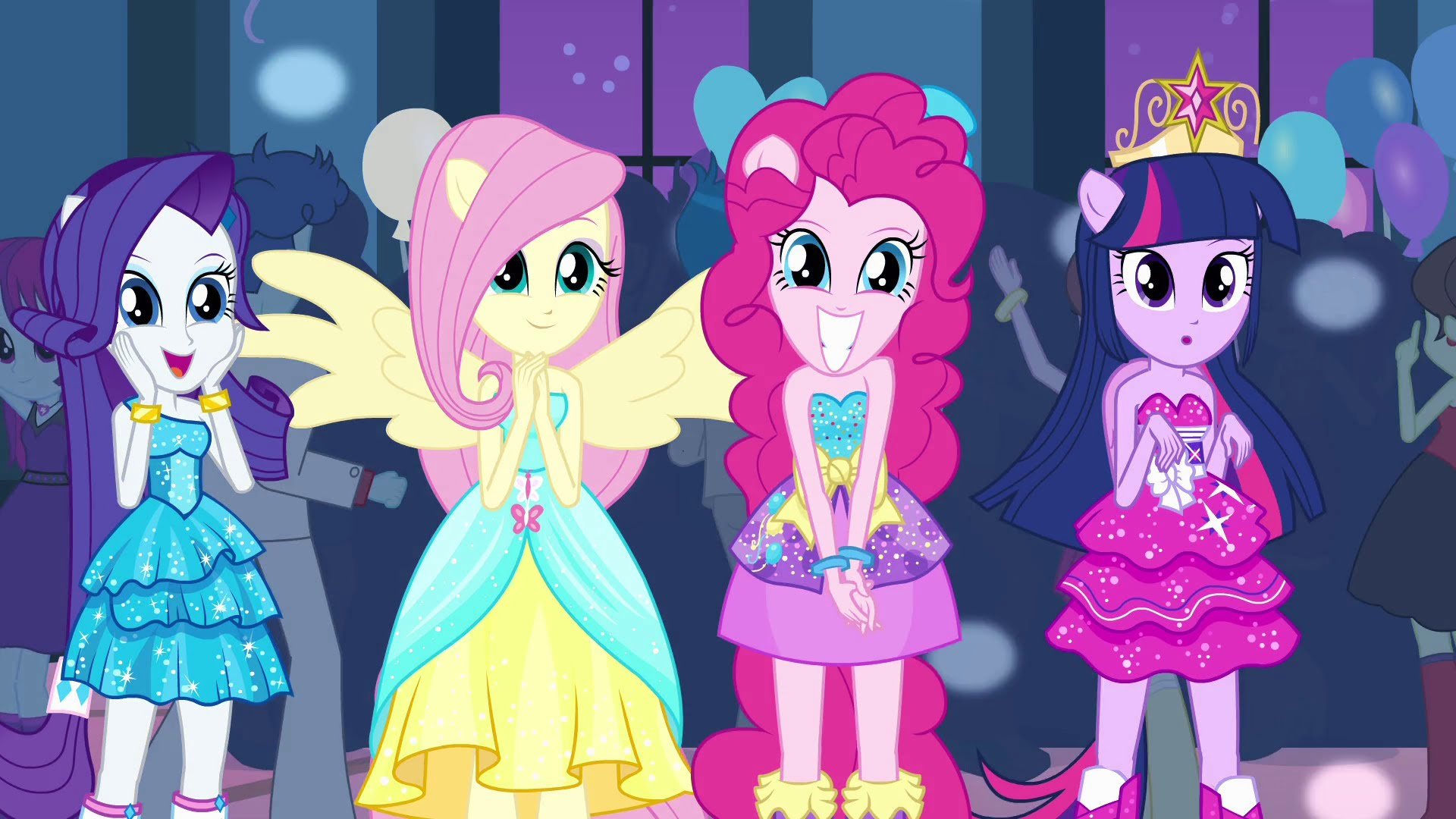 Fluttershy Wallpaper Fall Equestria Girls Of Mlp Images Picture Time Hd Wallpaper