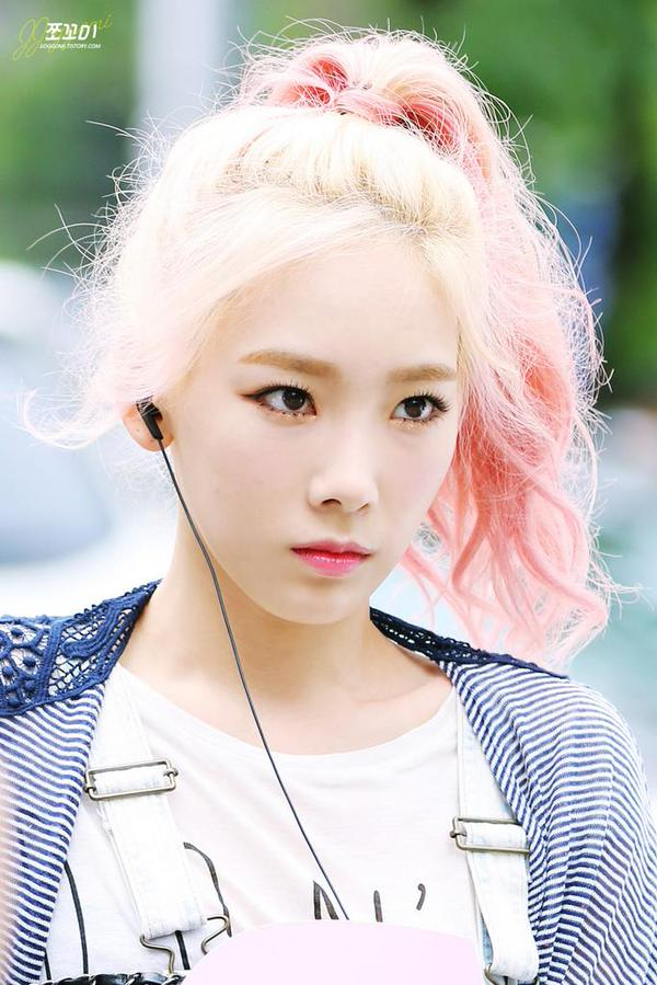Beautiful Korean Girl Wallpaper Taeyeon Party Taeyeon Snsd Photo 38721872 Fanpop