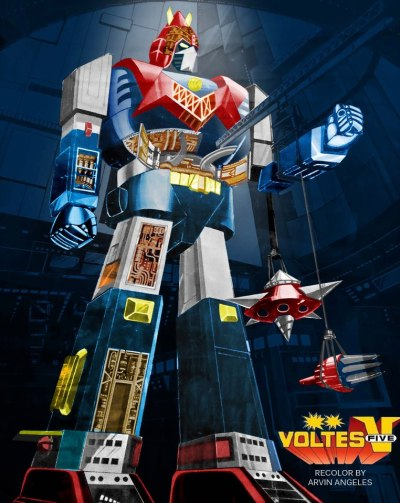 Voltes V images Voltes V in Repair Center HD wallpaper and background photos (38709196)