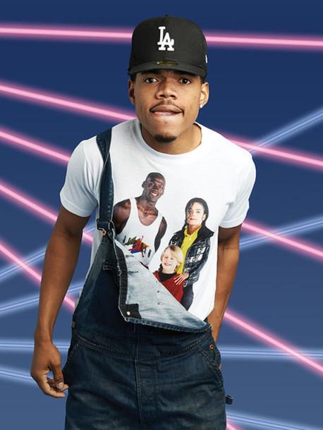 Chance The Rapper Iphone Wallpaper Michael Jordan Images Chance The Rapper Got His Michael