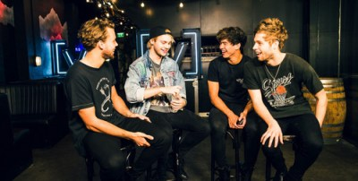 5 Seconds of Summer images 5SOS Live, Stripped and Intimate HD wallpaper and background photos ...