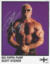 World Championship Wrestling images Big Poppa Pump Scott ...