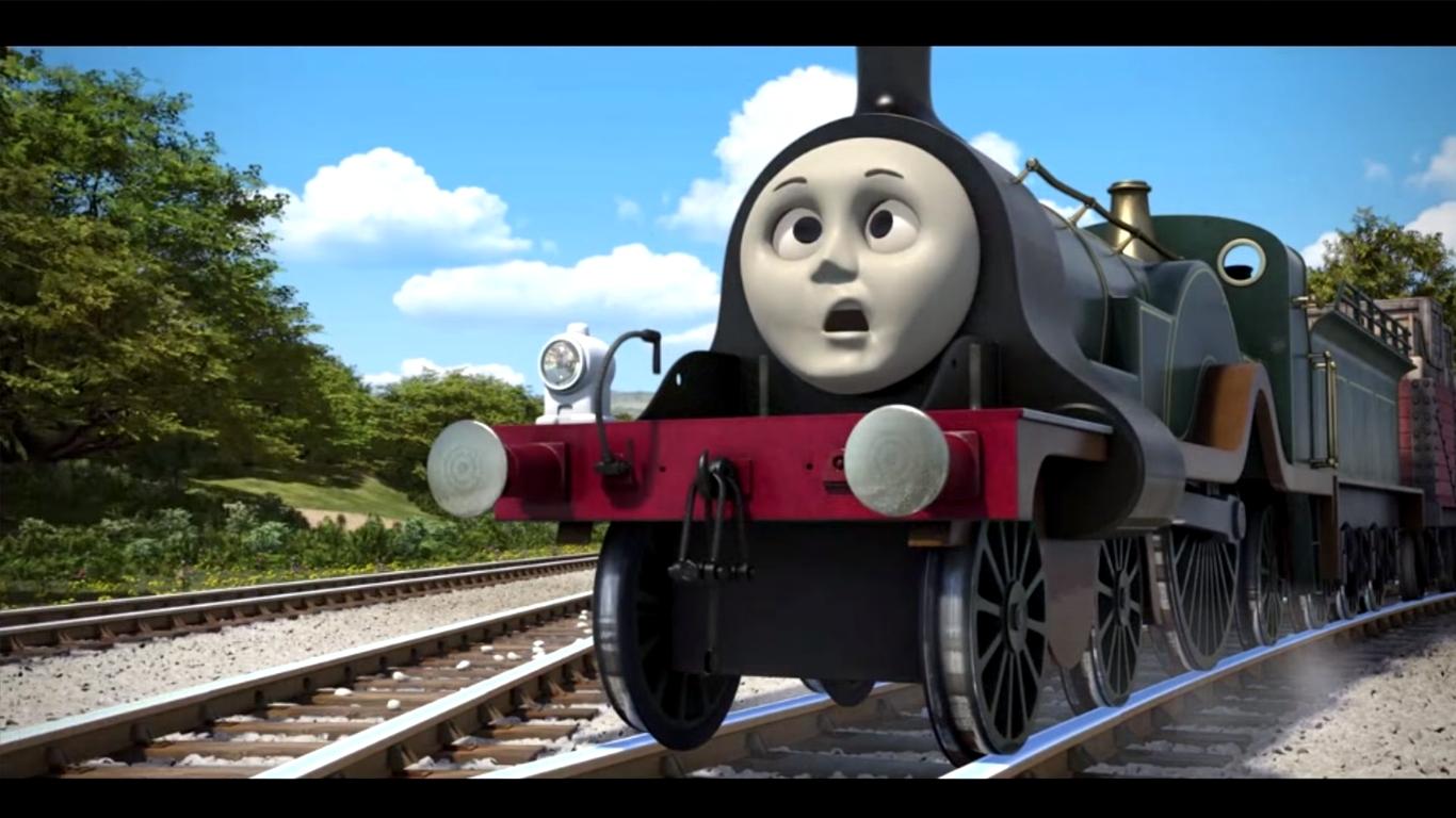 Fullsize Of Thomas And Friends Emily