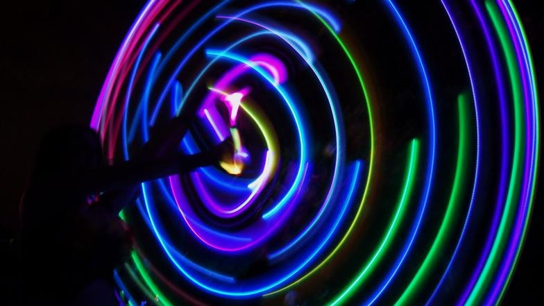 Neon Animal Print Wallpaper Glowsticks Images Glow Stick Art Wallpaper And Background