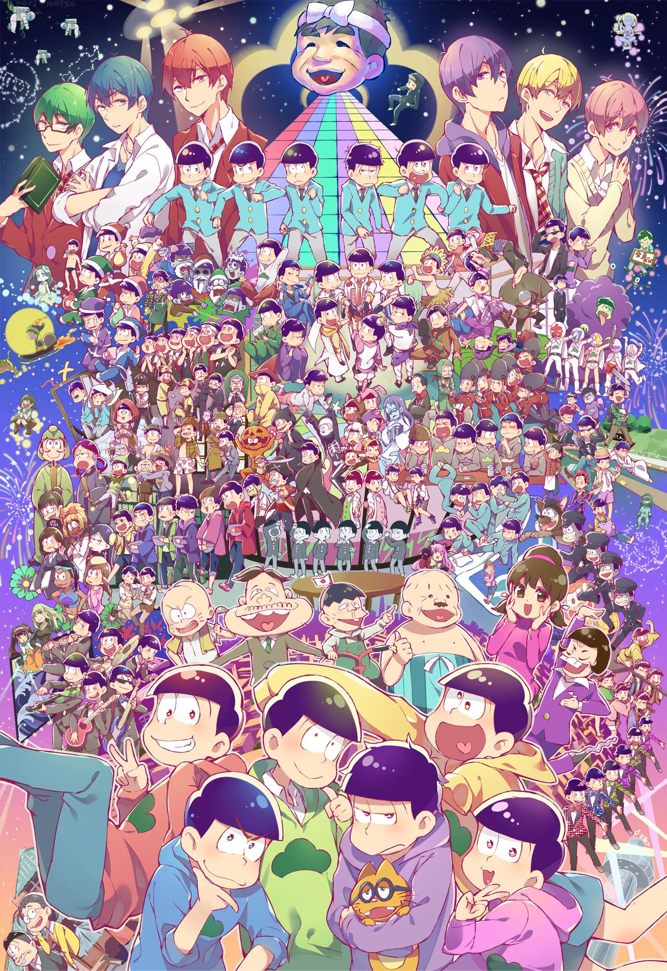 Iphone X Wallpaper Official Download Osomatsu Images Osomatsu San Fanart Hd Wallpaper And