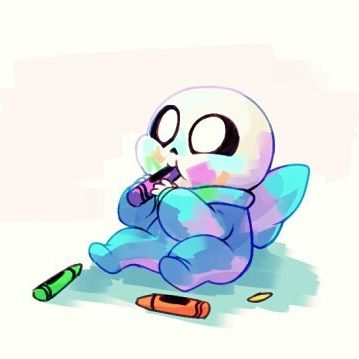 Cute Love Animations Wallpapers Undertale Images Baby Sans Eating Crayons Wallpaper And