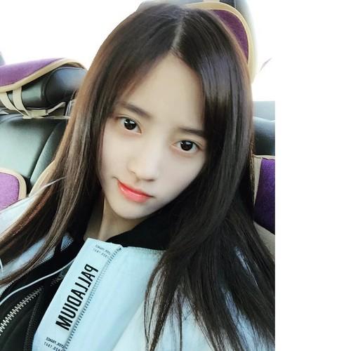 Chinese Cute Girl Hd Wallpaper Ju Jingyi 图片 Kiku 鞠婧祎 Instagram Hd 壁纸 And Background