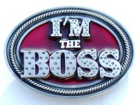The headbangers \m/\m/ images i m the boss belt buckle ...