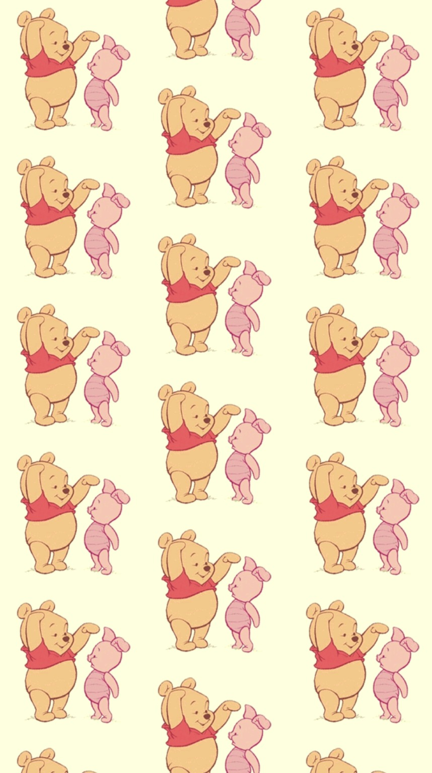Cute Pooh Bear Wallpapers Patterns Backgrounds Wallpaper Images Winnie The Pooh Hd