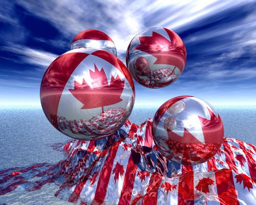 Niagara Falls Wallpaper 1366x768 Canada Images Flag Of Canada Image Hd Wallpaper And