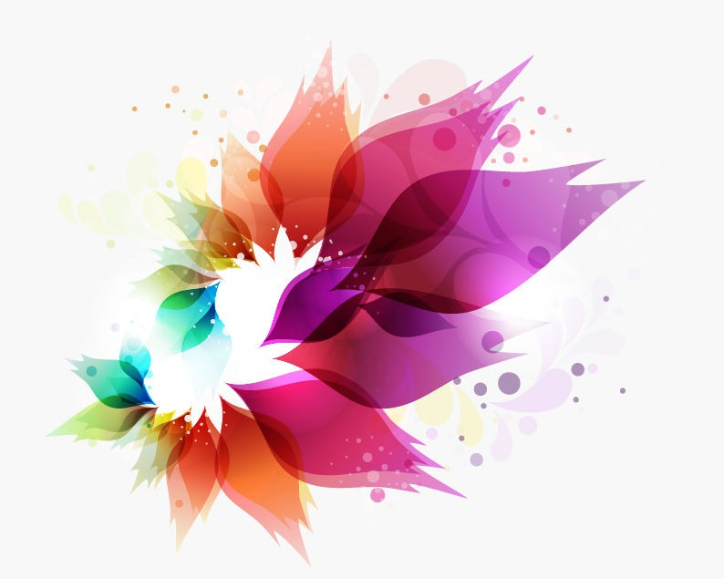 Graphic designs images Abstract Colorful design Vector Background