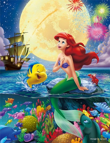 The Little Mermaid images Ariel HD wallpaper and background photos (40062261)