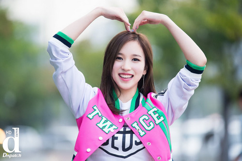 Cute Heart Wallpaper Background Mina Twice Images Mina Hd Wallpaper And Background