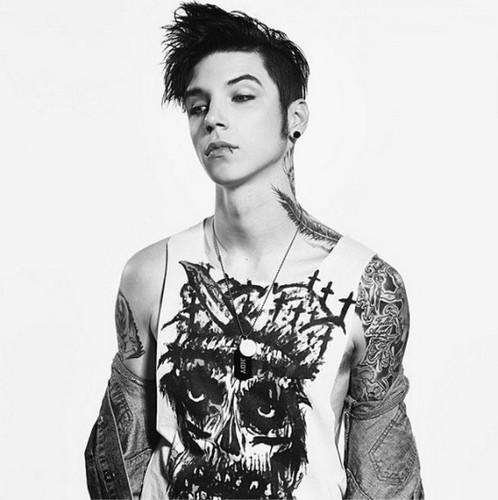 Falling In Reverse Wallpaper Hd Black Veil Brides Images Andy Biersack Fond D 233 Cran And