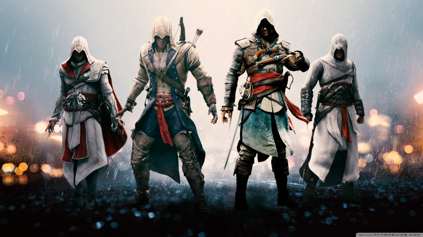 Warrior Quote Wallpapers Arno Dorian Images Assassins Creed Iv 2 Wallpaper 1366x768