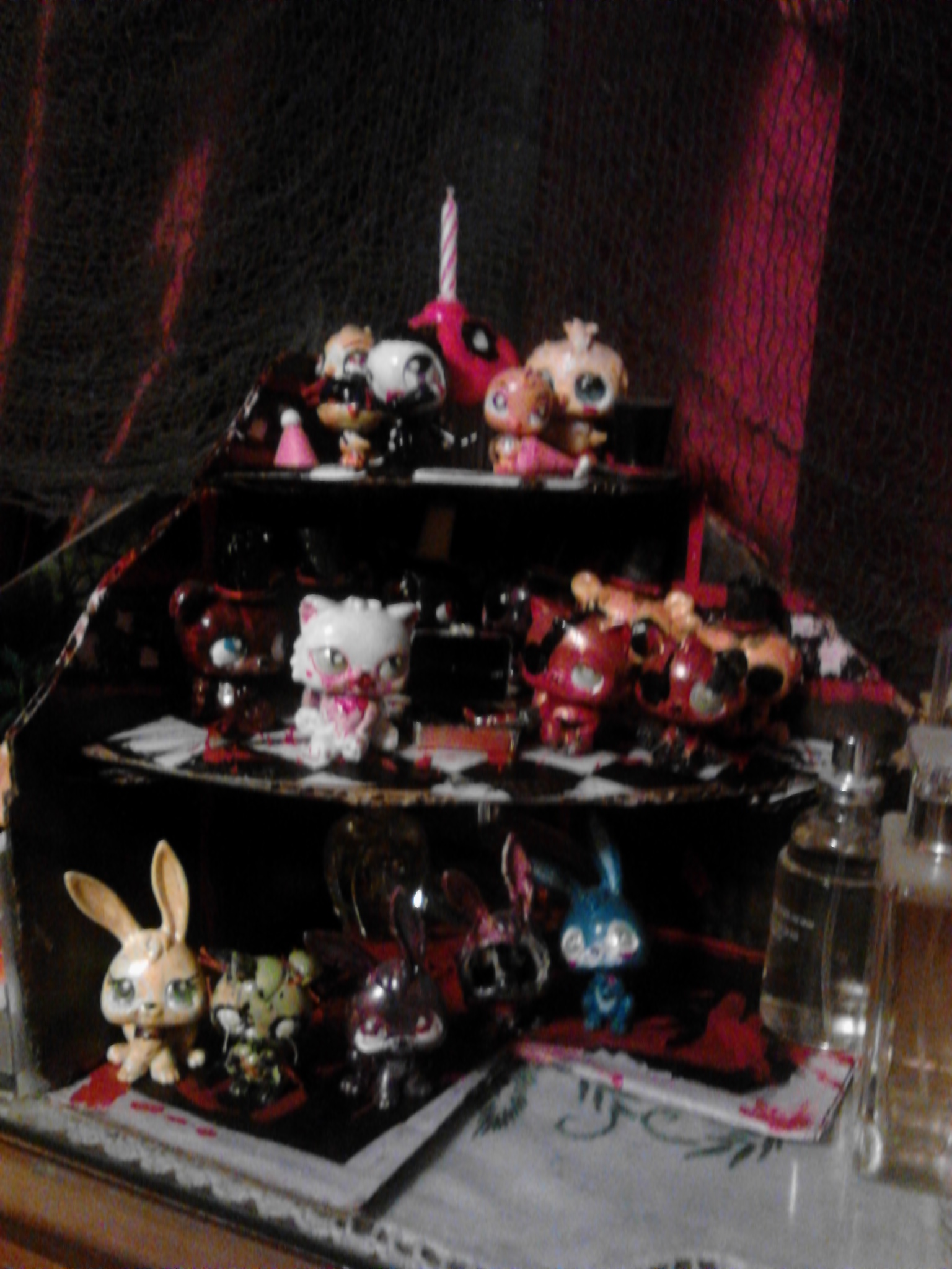 2048 Fnaf Keep Five Nights At Freddy S Going Images Fnaf Shelf Filled Hd