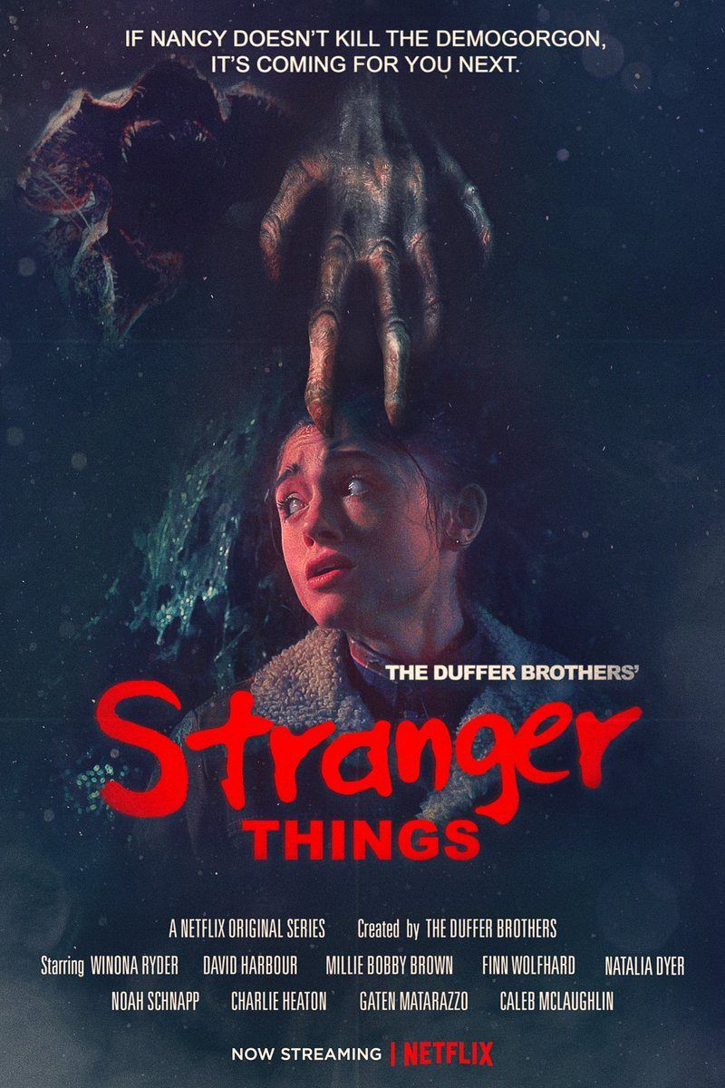 Bilder Poster Stranger Things Bilder Stranger Things Season 2 Poster Hd