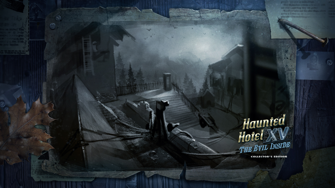 Bigfishgames Big Fish Games Images Haunted Hotel Xv The Evil Inside Hd