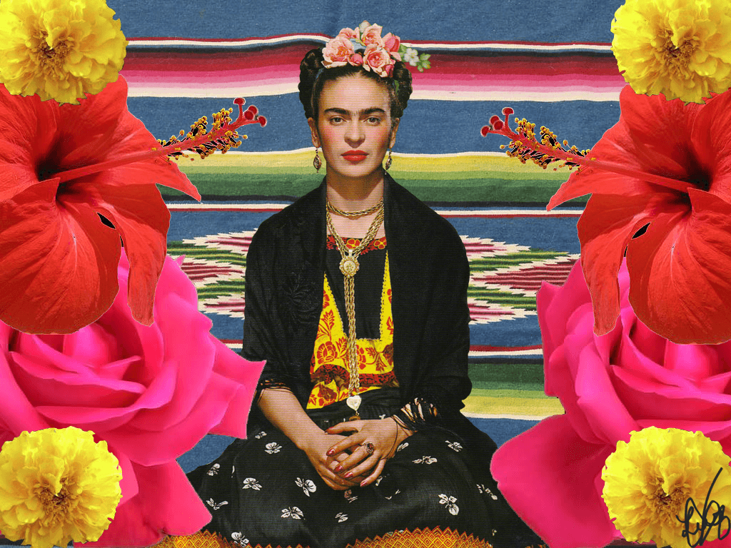 Charger Girl Wallpaper Frida Kahlo Images Wp1908961 Hd Fond D 233 Cran And
