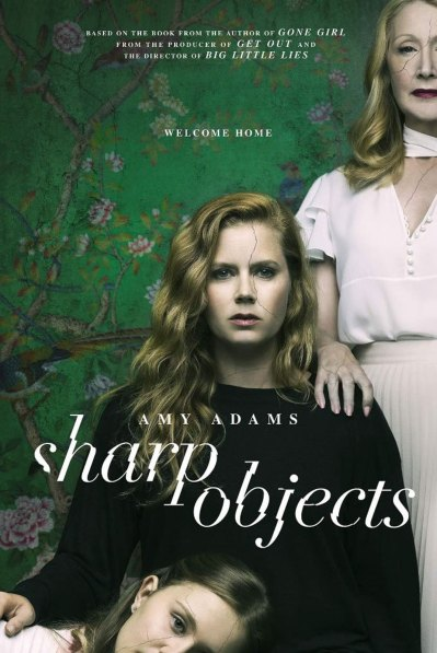 Sharp Objects (HBO) images Sharp Objects Official Poster HD wallpaper and background photos ...