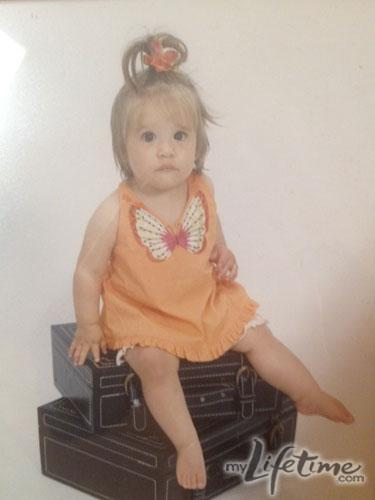 2 Year Old Little Girls Happy Birthday Wallpaper Who Was The Cutest As A Baby Poll Results Mackenzie