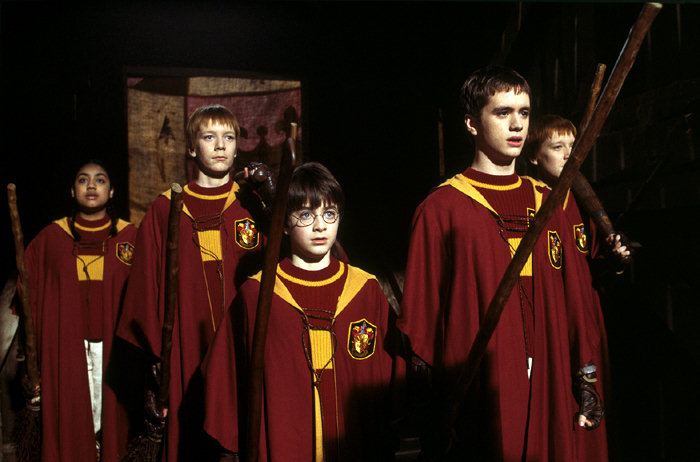 Griffoendor Harry Potter Which Gryffindor Quidditch Team Is Your Favourite? Poll