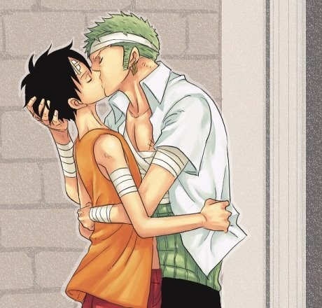 luffy and robin have sex