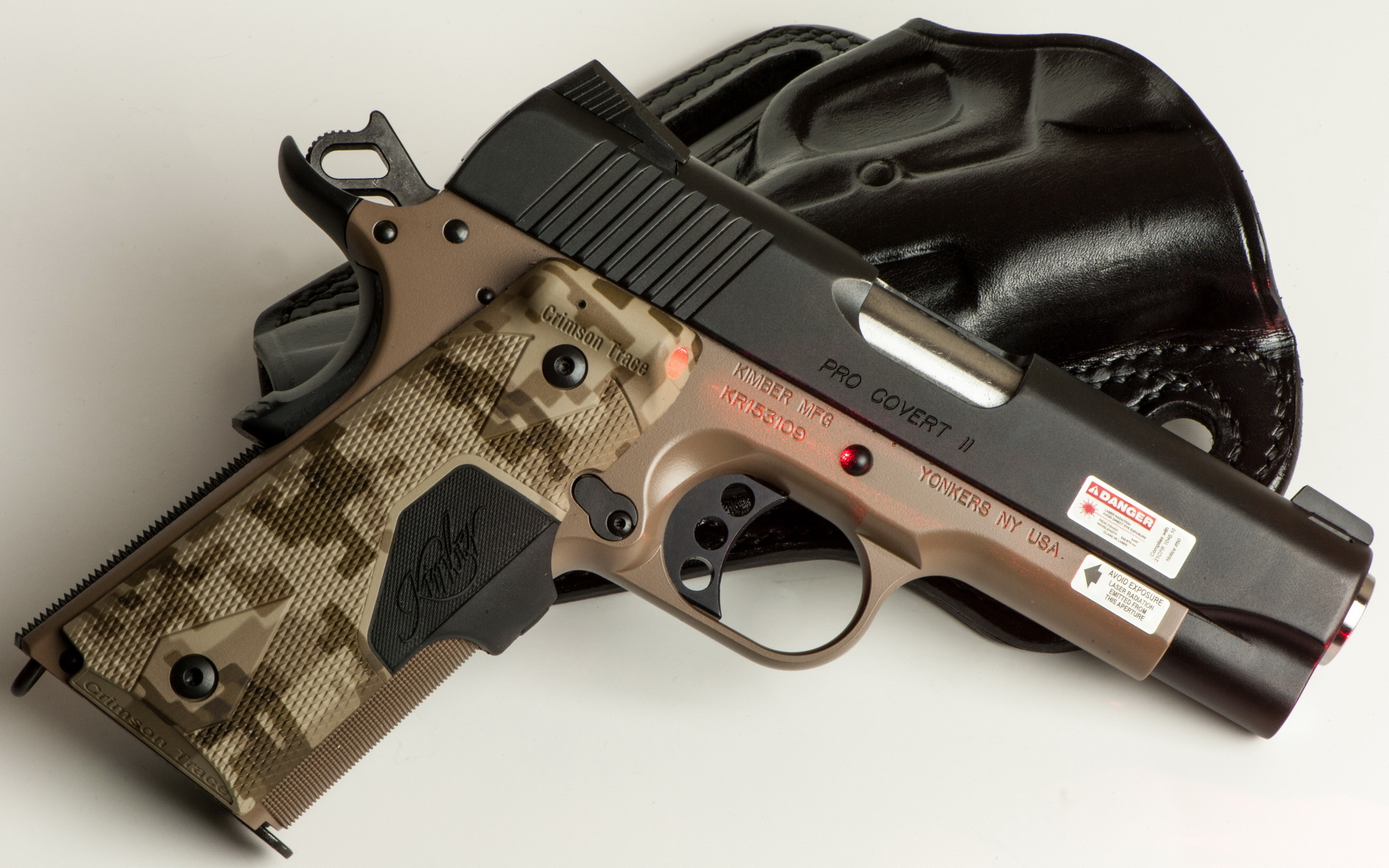 Glock Wallpaper Hd 1 Kimber Pro Covert Ii Pistol Hd Wallpapers Backgrounds