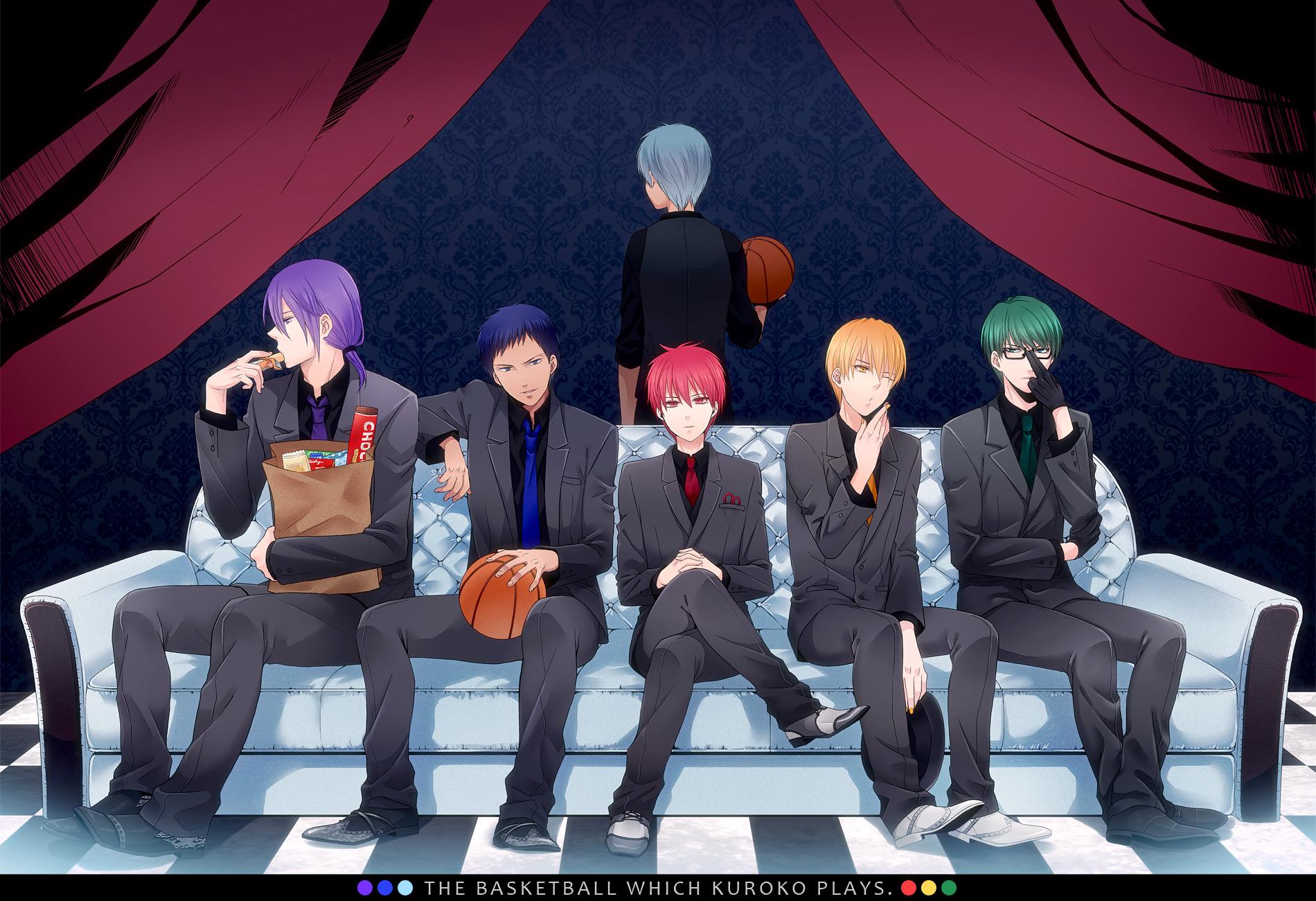 Aomine Daiki Hd Wallpaper Kuroko S Basketball Wallpaper And Background Image