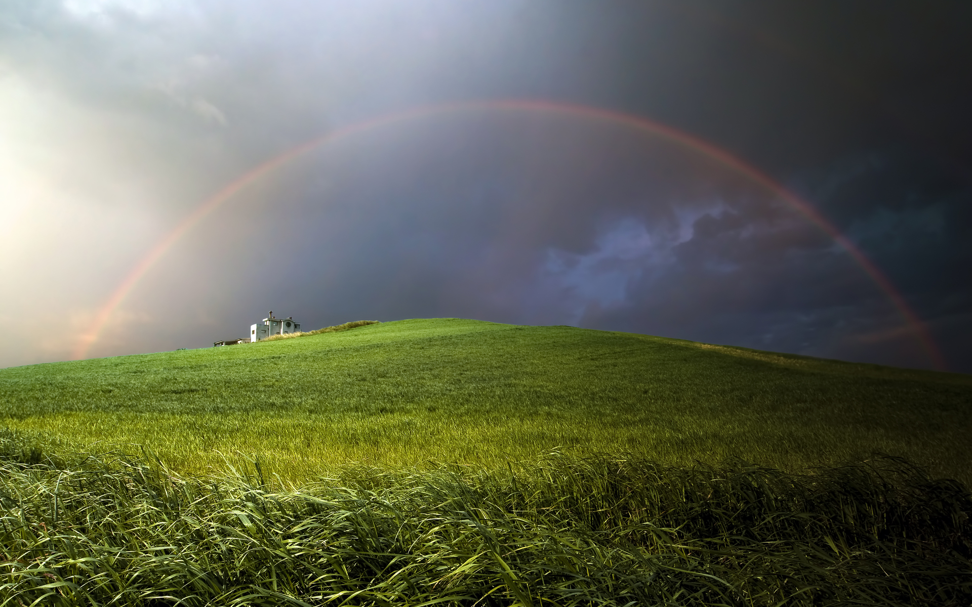Hd Wallpapers Of Rain With Quotes Rainbow Computer Wallpapers Desktop Backgrounds