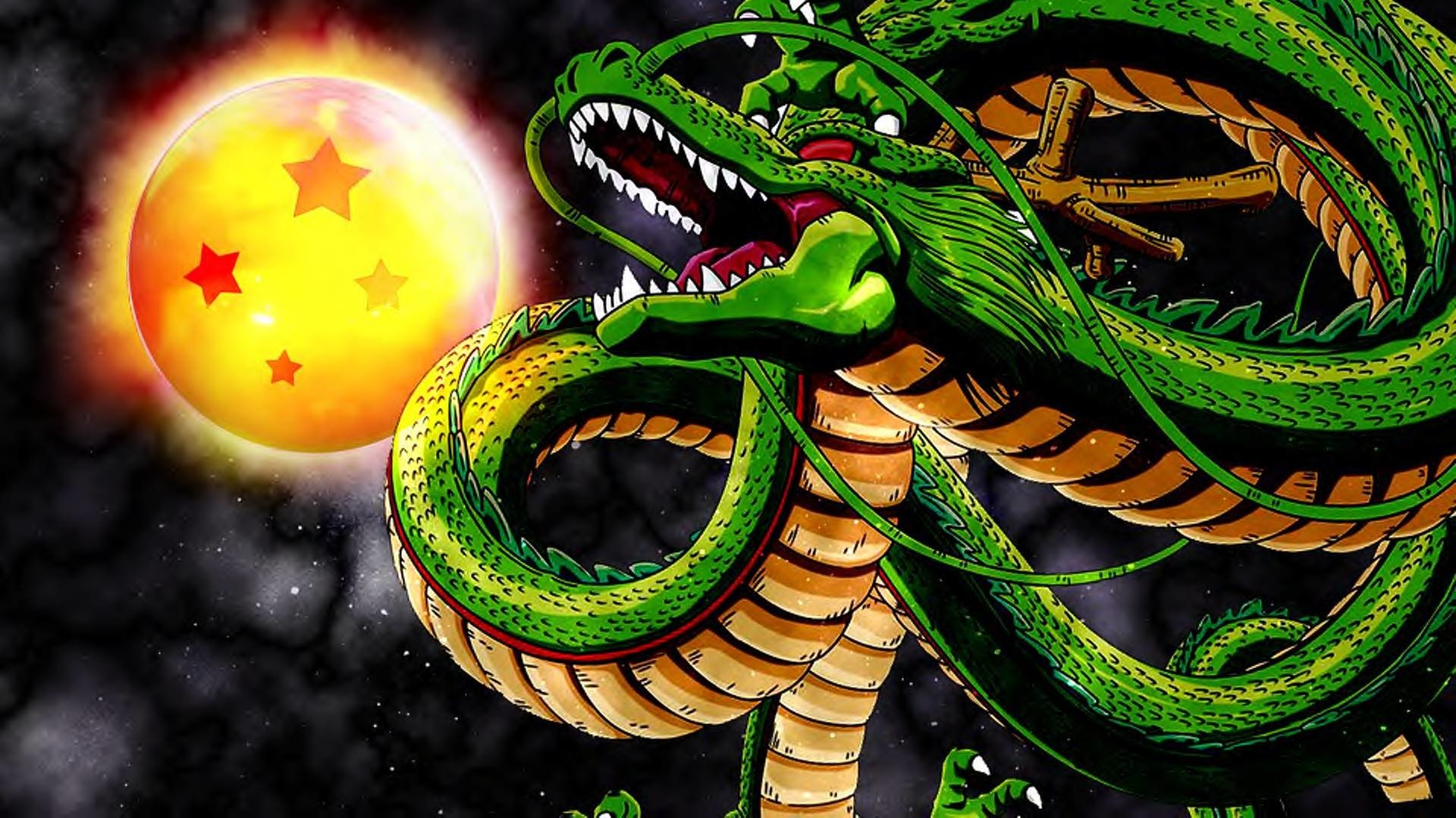 Dragon Ball Z Iphone Wallpaper Shenron Dragon Ball Full Hd Wallpaper And Background