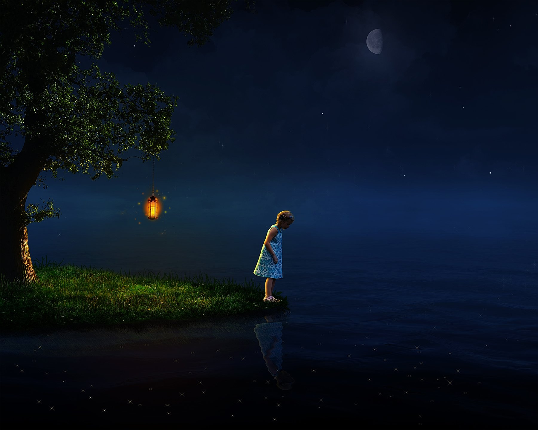 Girl Boy Love Birds Wallpaper Download Girl In The Pond Wallpaper And Background Image