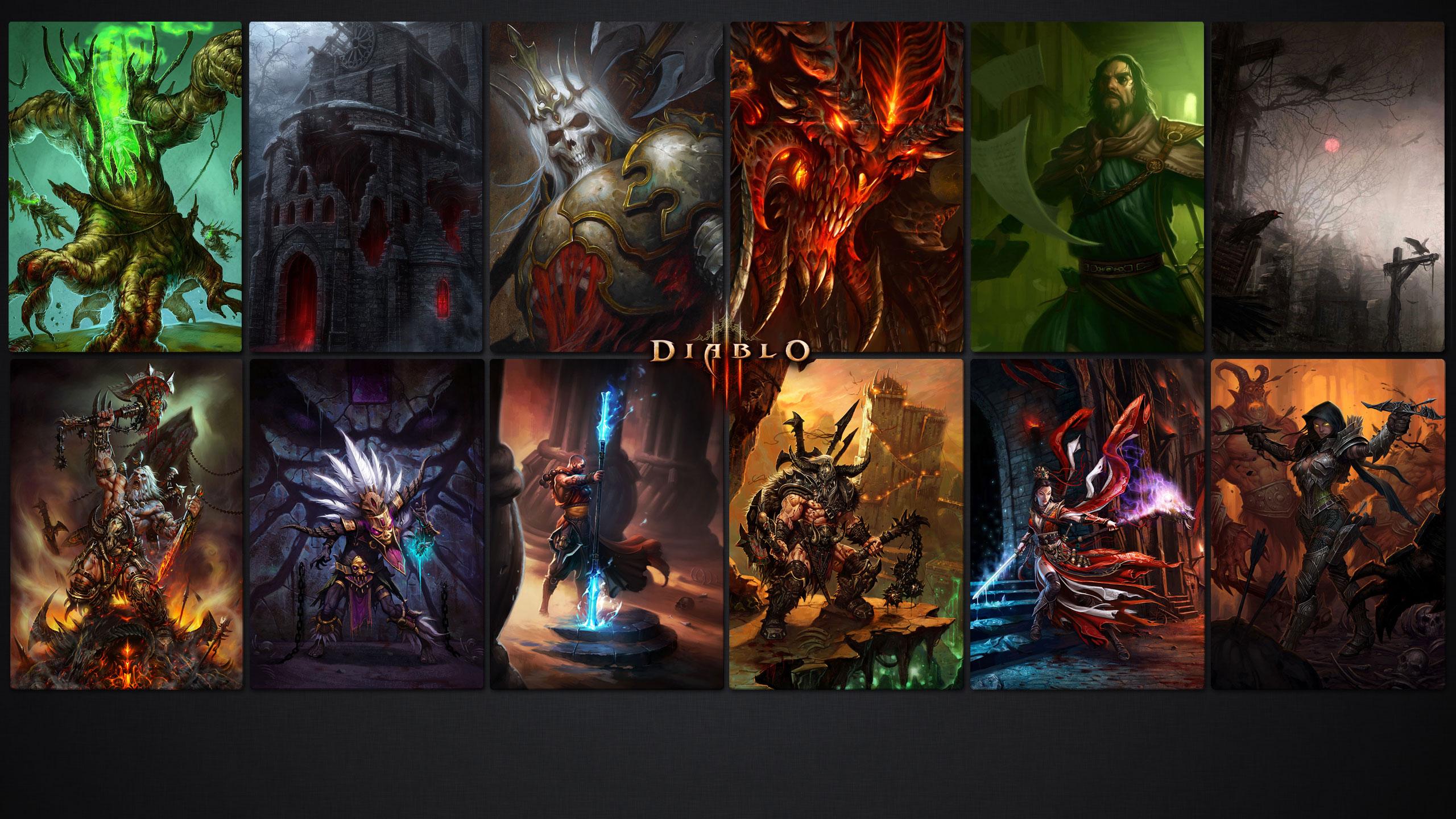 Tekken 6 3d Wallpapers Diablo Iii Full Hd Wallpaper And Background Image