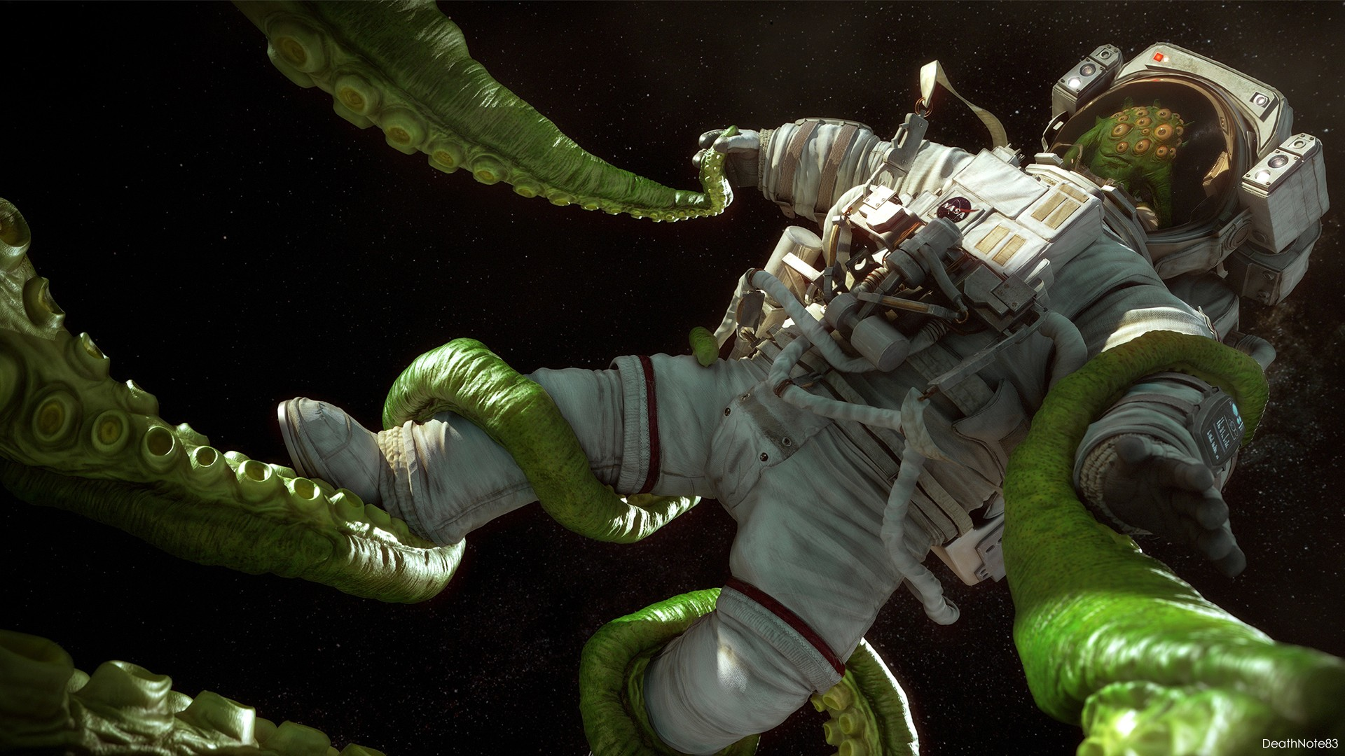Astronaut Iphone Wallpaper Astronaut Full Hd Wallpaper And Background 1920x1080