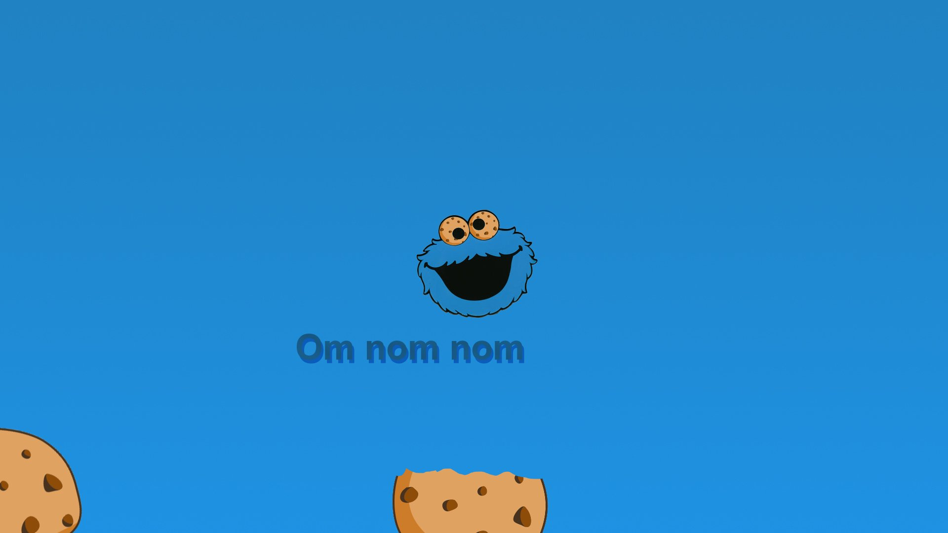 Animated Wallpaper For Laptop Windows 7 Cookiemonster Full Hd Wallpaper And Background Image