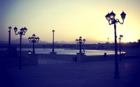 Lamp Post Full HD Wallpaper and Background Image ...