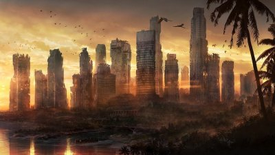Post Apocalyptic HD Wallpaper | Background Image | 1920x1080 | ID:414068 - Wallpaper Abyss