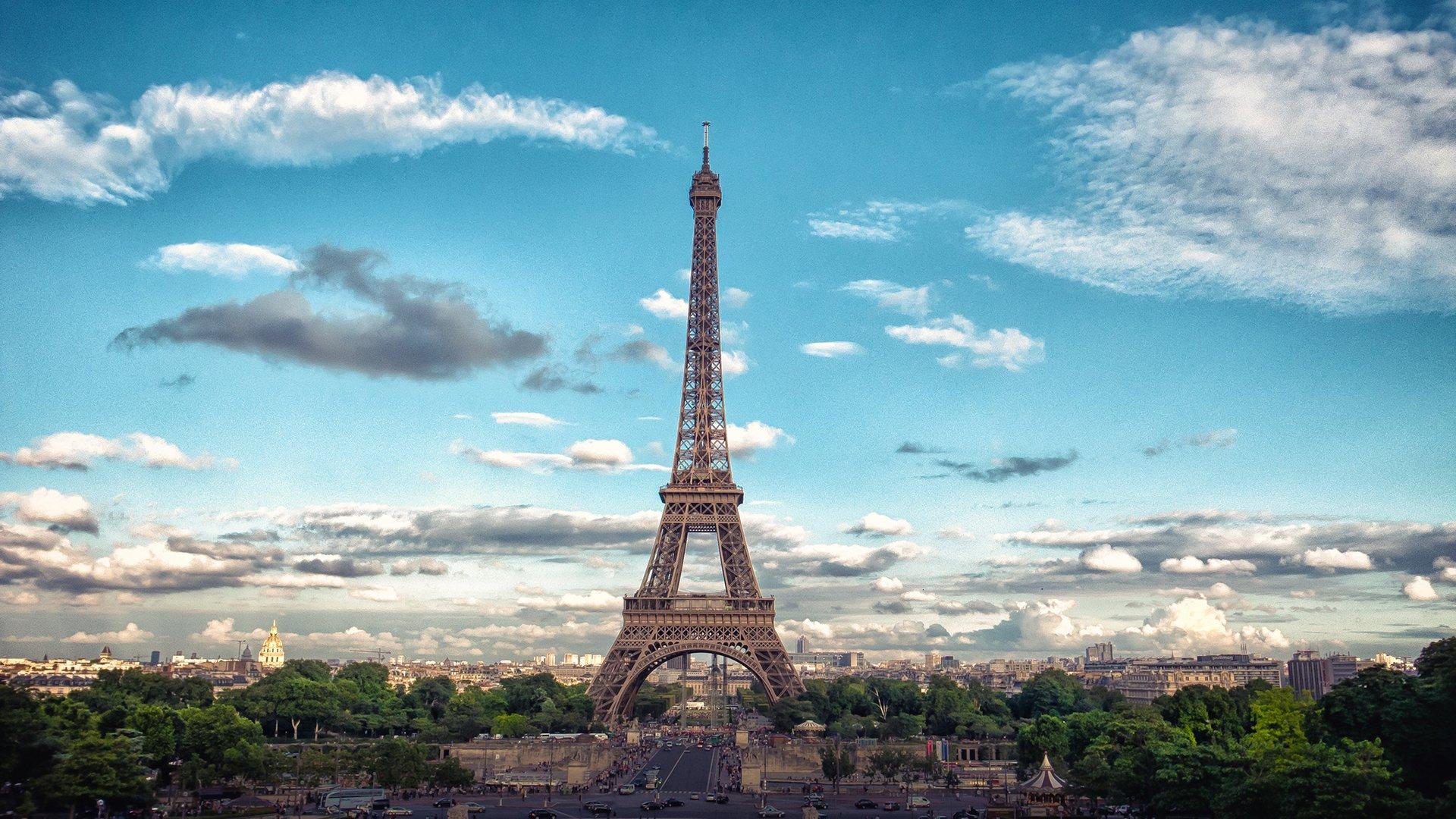 Iphone 7 Wallpaper Pinterest Tour Eiffel Full Hd Fond D 233 Cran And Arri 232 Re Plan