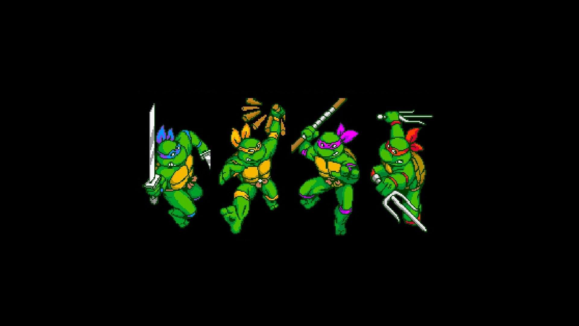 Baby Kung Fu Panda Cute Wallpaper 2 Teenage Mutant Ninja Turtles Iv Turtles In Time Hd