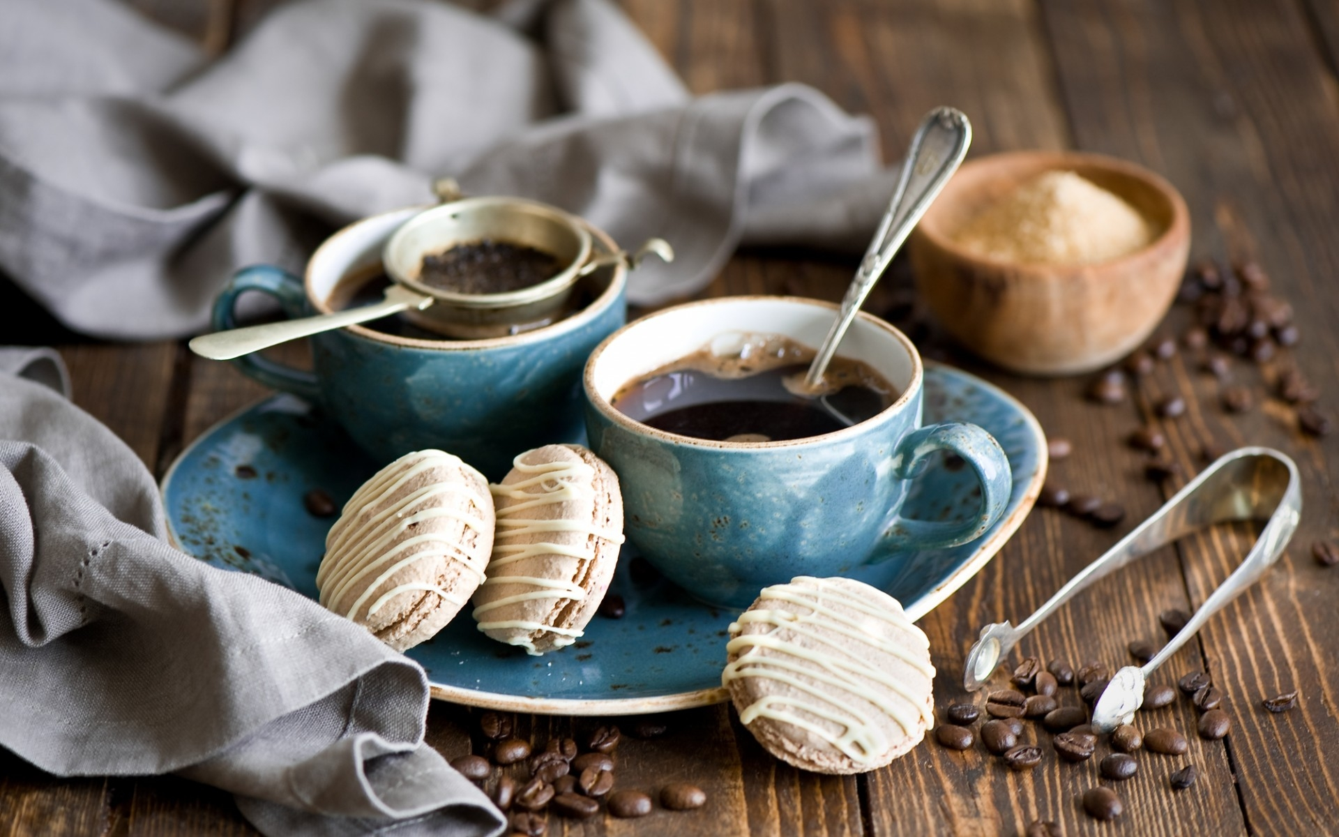 Cute Coffee Mug Wallpaper Cakes And Coffee Full Hd Wallpaper And Background Image