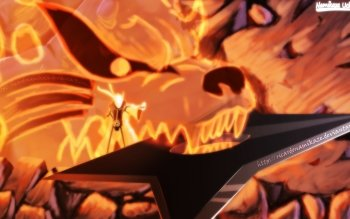 Naruto Nine Tails Wallpaper Hd 50 Kurama Naruto Hd Wallpapers Background Images
