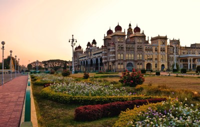 6 Mysore Palace HD Wallpapers | Background Images - Wallpaper Abyss