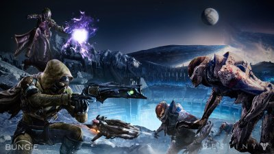446 Destiny HD Wallpapers | Background Images - Wallpaper Abyss