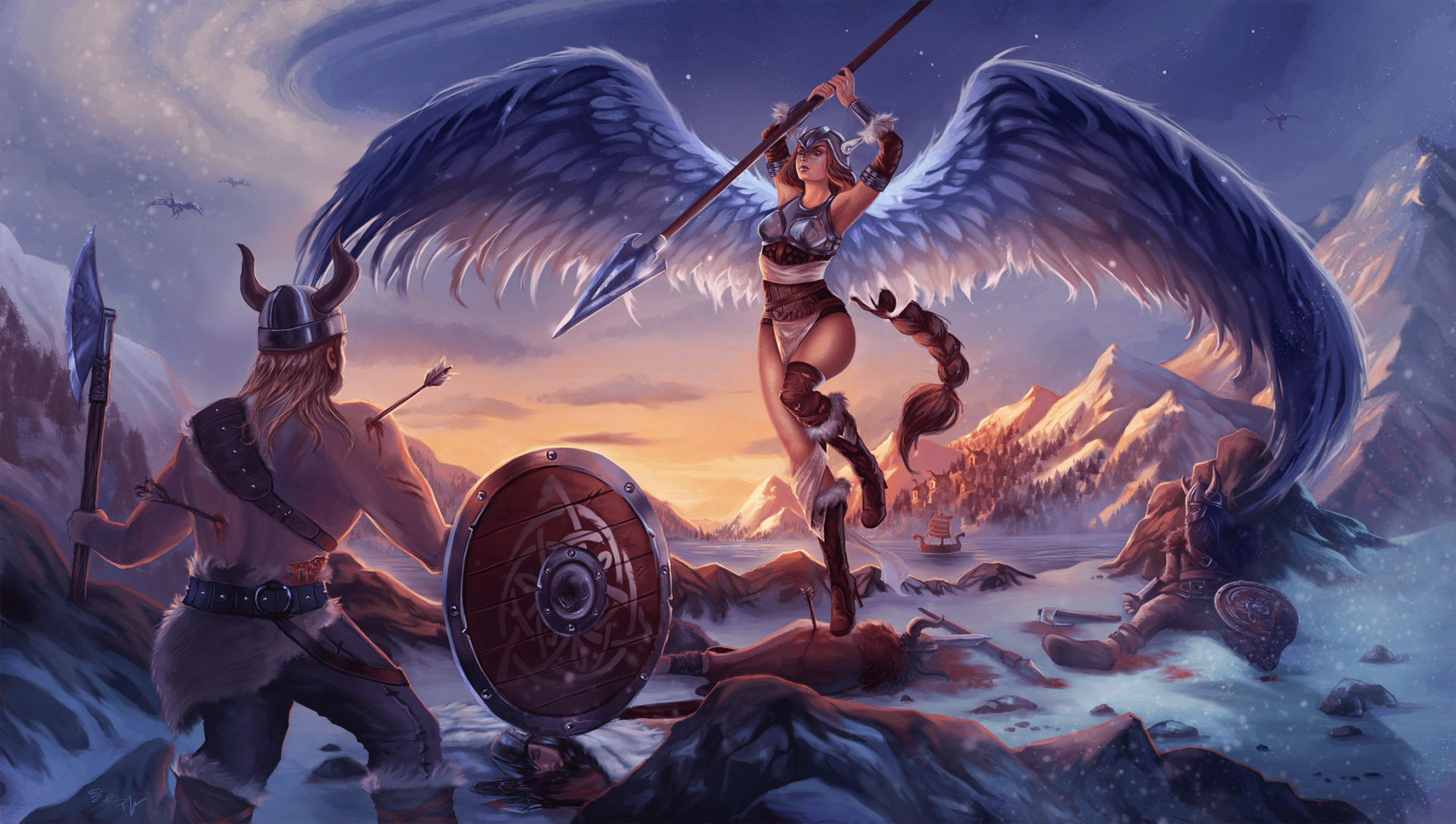 Iphone 7 Plus Hd Wallpapers Reddit Valkyrie Hd Wallpaper Background Image 2176x1231 Id