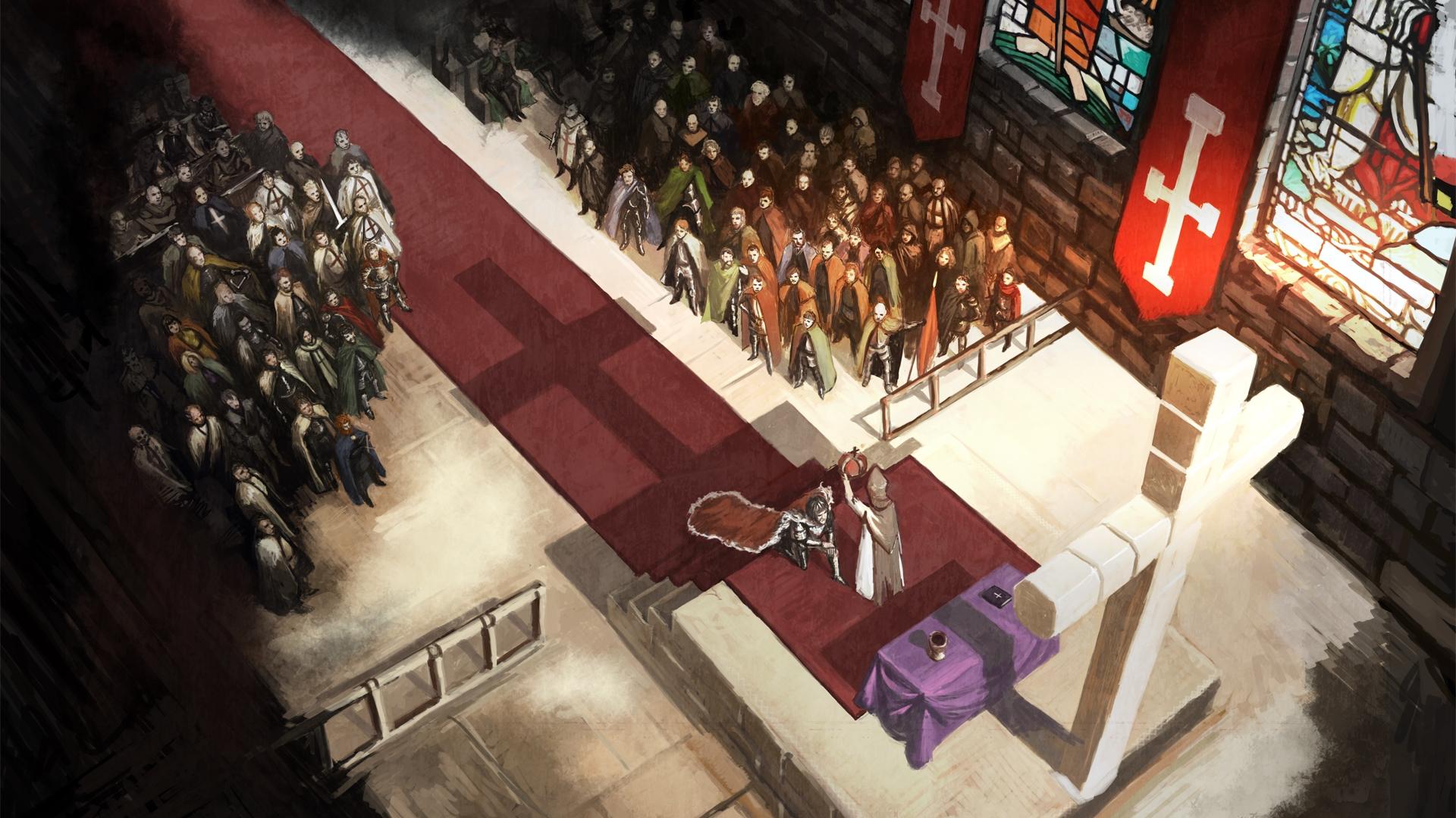 Diablo Hd Wallpaper 7 Crusader Kings Ii Hd Wallpapers Backgrounds