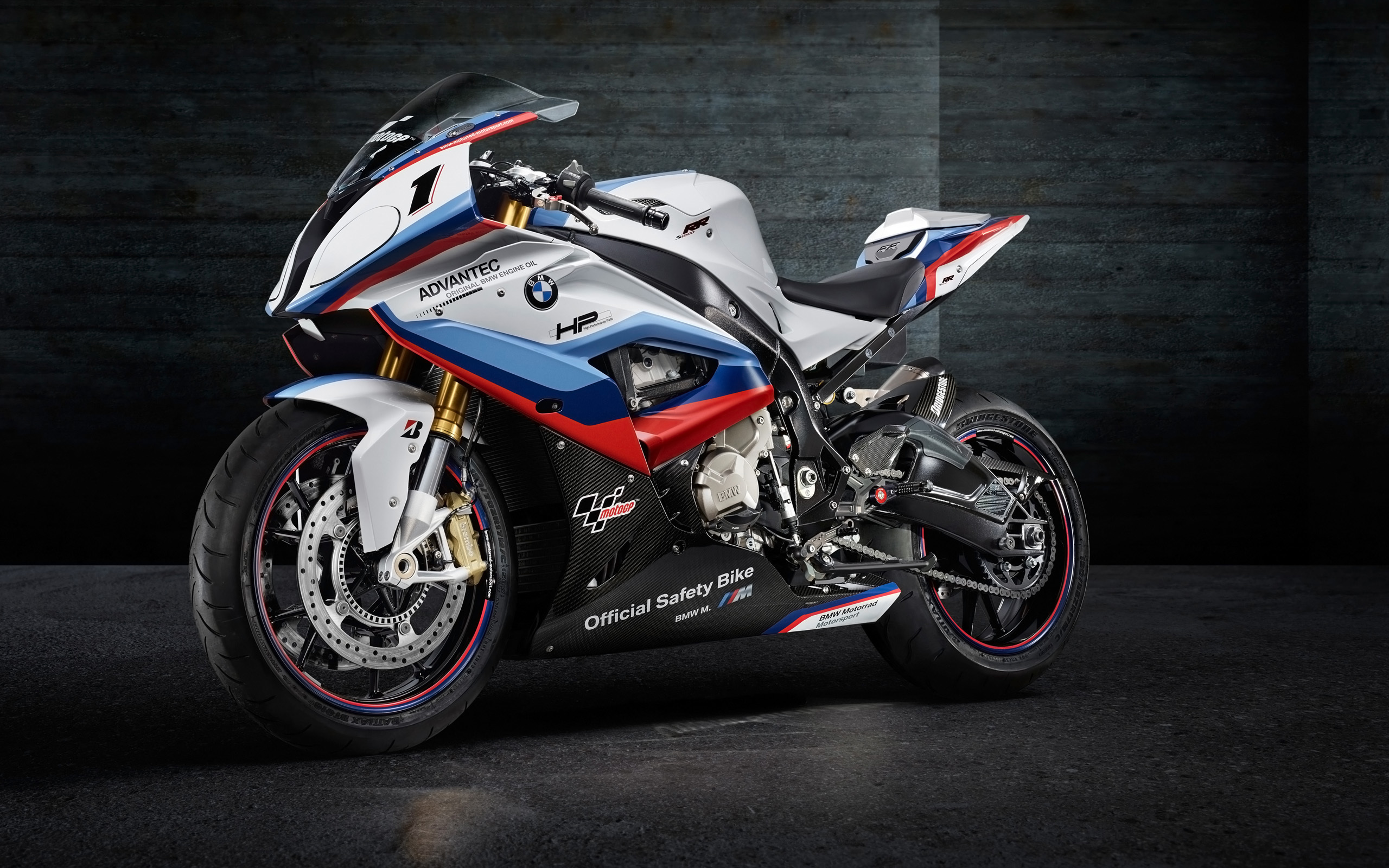 Bmw Wallpaper Hd 2560x1440 1 Bmw S1000rr Motogp Safety Bike Fonds D 233 Cran Hd